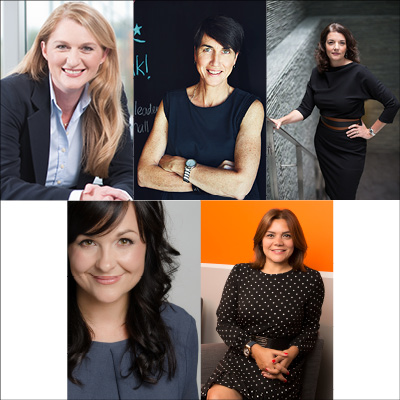 THIS FORTUNE 500 COMPANY IS COMMITTED TO WOMEN'S ADVANCEMENT—THESE FIVE EXECS PROVE IT