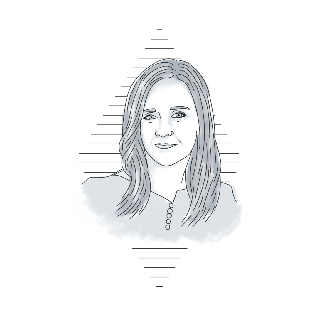 Top 25 Women of Influence 2017: Samantha Bee graphic