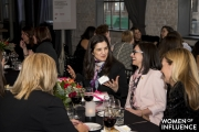 Women of Influence Global Leaders Dinner - Toronto