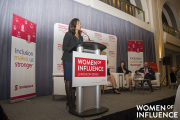 Women of Influence Luncheon Series - April 26th, 2017