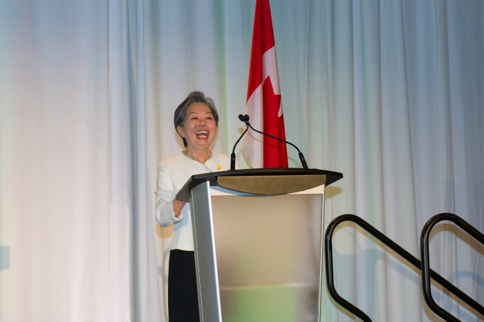 Five Minutes with Eva Sun, Winner of the 2016 TELUS Trailblazer Award graphic