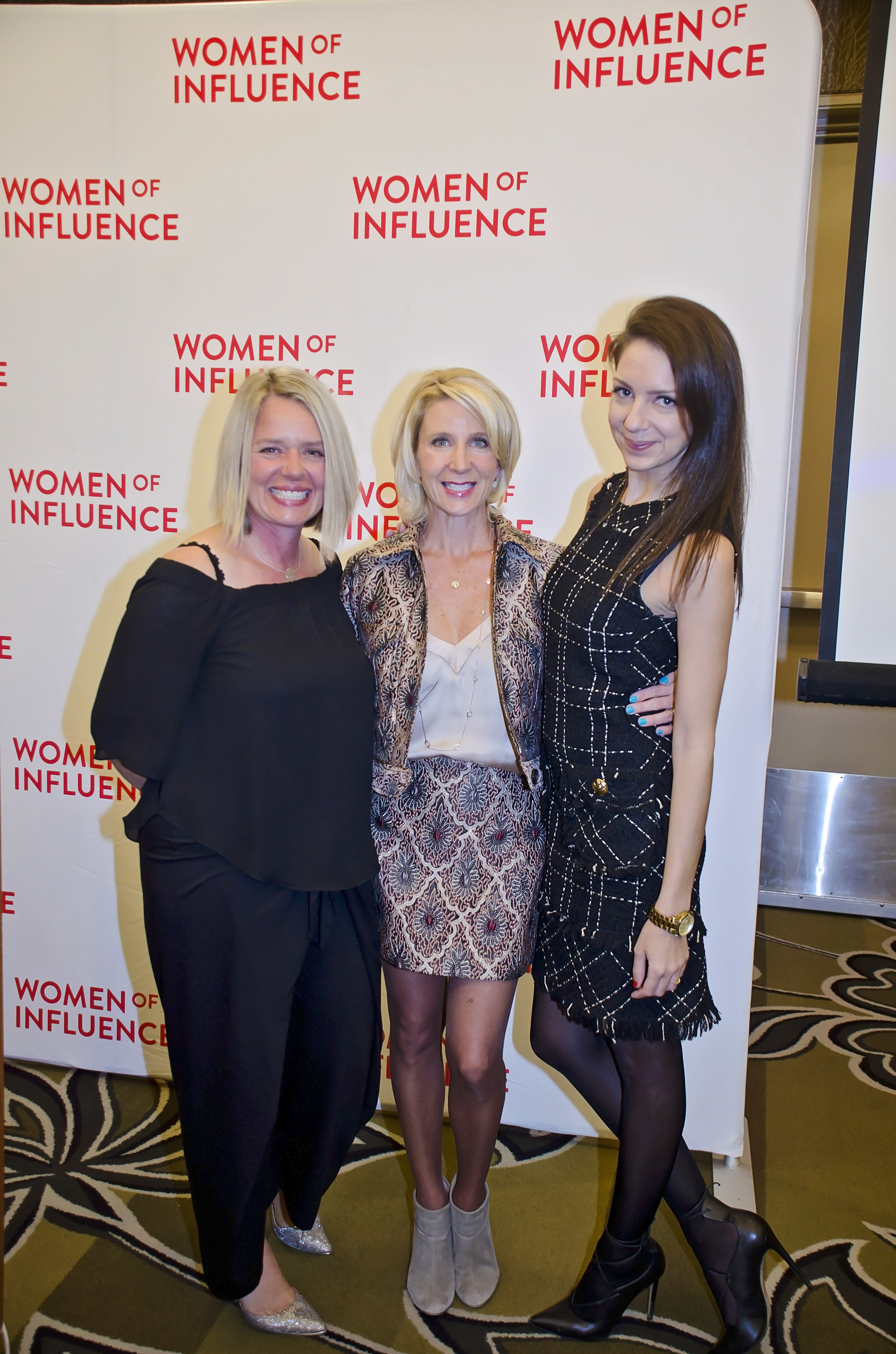 Women of Influence Evening Series – Allison Grafton graphic