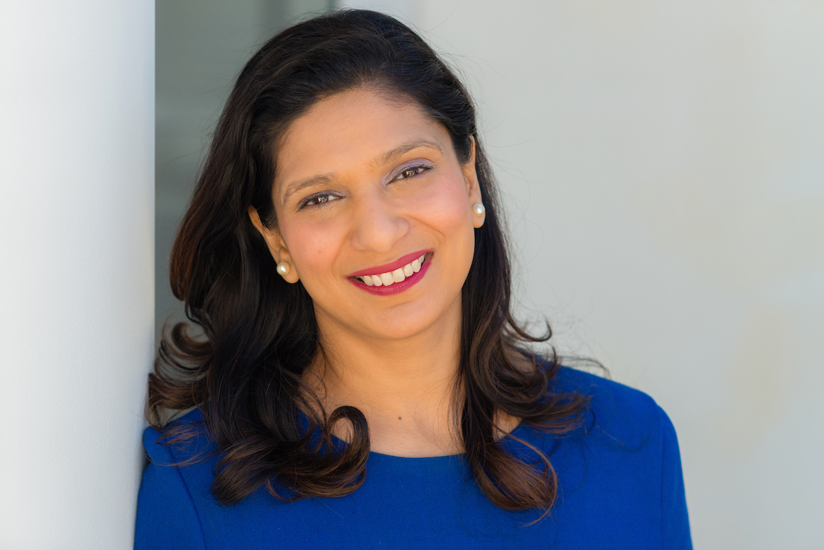 Five Minutes with Kavita Gupta, Founding Managing Partner at ConsenSys graphic